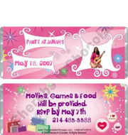 Girl Candy Wrappers Sample