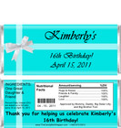 Tiffany's Candy Bars Sample