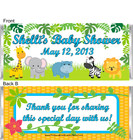 Blue Jungle Mom and Me Candy Wrappers