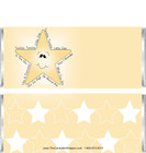 A Baby Star is Born Candy Bar Wrappers