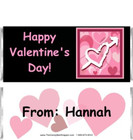 Valentine Candy Wrappers Sample