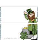 Leprechaun Candy Wrappers