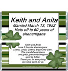 St. Patrick's Day Candy Bar Wrappers Sample