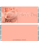 Happy Mother's Day Candy Wrappers