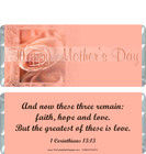 Happy Mother's Day Candy Wrappers Sample