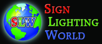 Sign Lighting World - SignLightingWorld.com