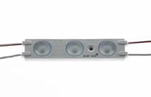 MN-3120-CW65: SLW LED® 160 Degree - 1.2W/12VDC, 3-LED Modules - COOL WHITE (6500K) - Qty 50
