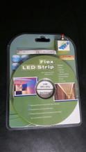 KIT- R6060BA-VA-2: Flexible LED Ribbon Strip 3528SMD w/ Power Supply - 16.4ft