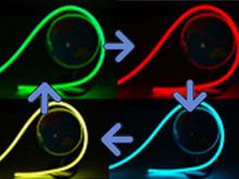 RGB Flex Neon - IP68 Color-Changing Neon LED Flex SLW LED®
