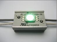JE-002GU-04, Super 1.0 Watt, Outdoor 1.0 Watt GREEN LED modules