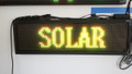 15mm TriColor Programmable Message Boards - 12.7in High