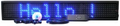 "1000UB2 - 38""x6"" ULTRA BLUE Programmable Message Boards"