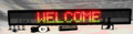"1500RG4 - 49"" x 6"" TriColor Programmable Message Boards"