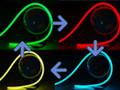 RGB Flex Neon - IP68 Color-Changing Neon LED Flex SLW LED® F15 Flat Top