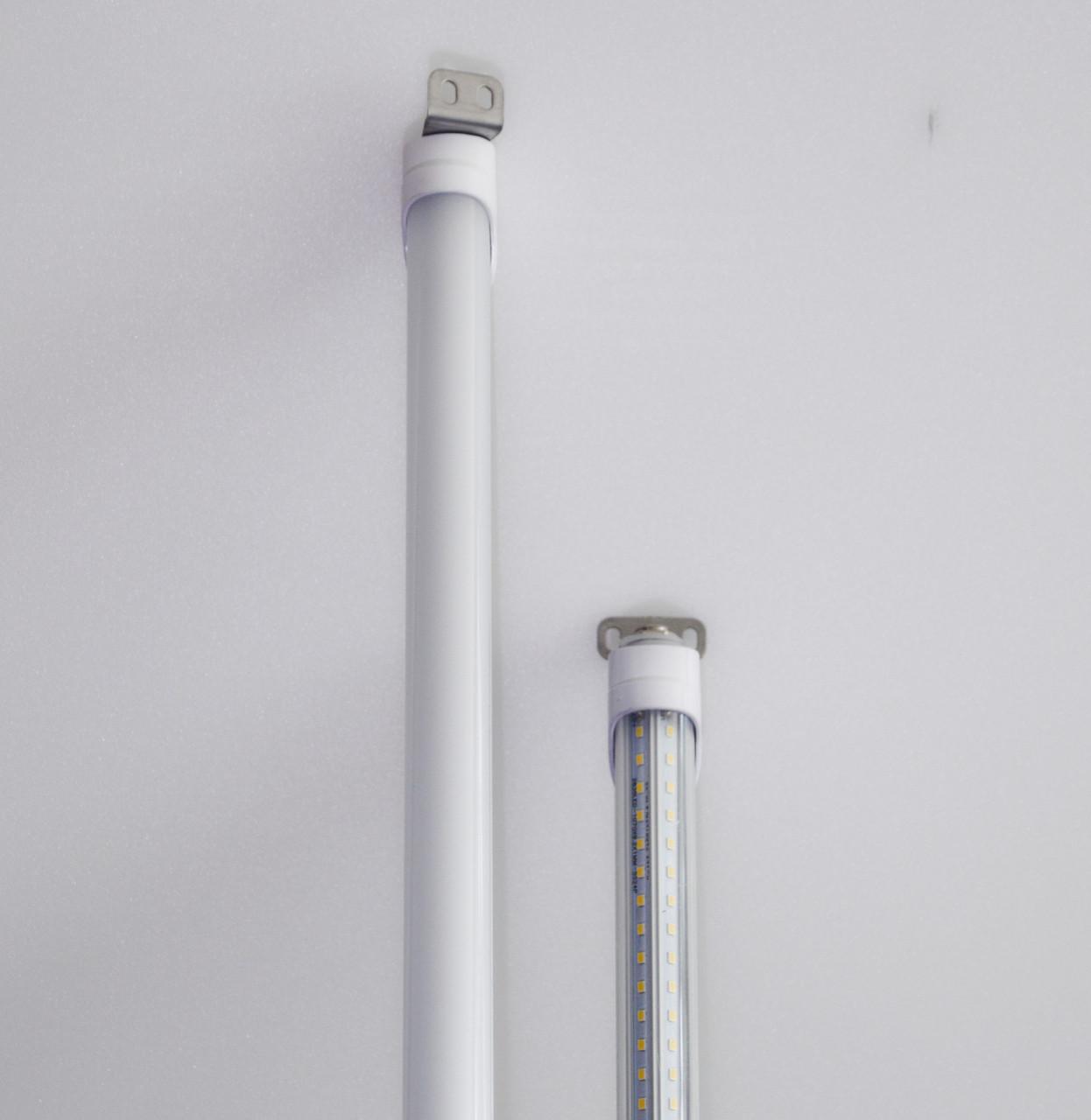 6ft  30W LED Refrigerator Tube Light, 5000K (Clear)