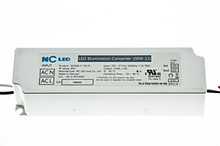 NCN60-1-12V-FI: SLW LED® 60W/12VDC/100-277VAC LED Power Driver