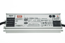 HLG-150H-12: Meanwell 150W/12VDC/90-305VAC LED Power Driver