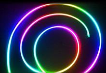 "6*12 Mini FLAT TOP LED Flex Neon - RGB Chasing - 1 Meter (39"")"