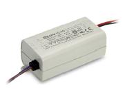 APV-12-24: 12W/24VDC/100-240VAC LED Power Driver