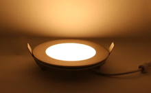 """6"""" LED Round Panel Downlight - 5000K, 15W, Dimmable (BN120211-5K)"""