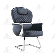 YS1408 Full Italian Leather Conference Chair