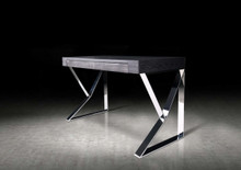 Modrest Ferris Modern Grey Elm Desk