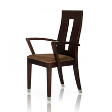 Thor - Modern Wenge Dining Chair
