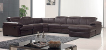 FLR Modern Living 2146 Sectional W Recliner