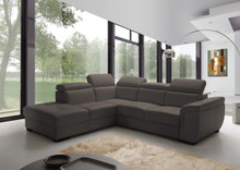 European Freedom Sectional w Bed and Storage