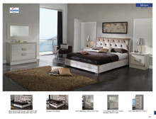 Dupen Spain Miriam Fabric Bedroom Set