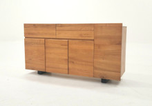 Modrest Lance Modern Ash Wood Buffet