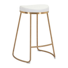 Bree Counter Stool White - Set of 4