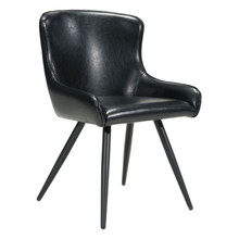 Dresden Dining Chair Black