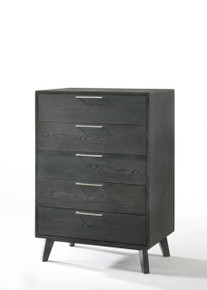 Nova Domus Soria Modern Grey Wash Chest