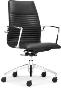 Zuo Lion Low Back Office Chair