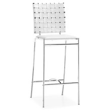 Zuo Criss Cross Counter Chair