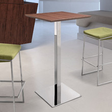 Zuo Malmo Bar Table