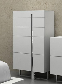 Modrest Voco Modern White Bedroom Chest