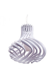 Tsunami Ceiling Lamp White
