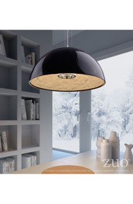 Atmosphere Ceiling Lamp Black