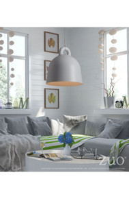 Hope Ceiling Lamp White