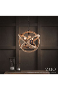 Caledonite Ceiling Lamp Natural