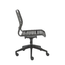 Euro Baba Flat Low Back Office Chair