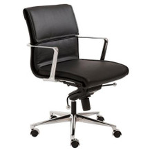 Euro Leif Low Back Office Chair