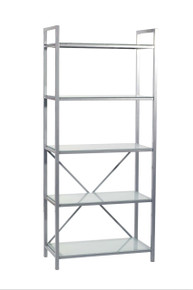 Euro Madrid 5-Shelf Storage