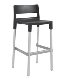 Euro Divo-B Bar Stool (Set of 4)