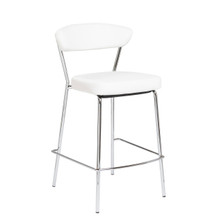 Euro Draco Bar Counter Stool (Set of 2)