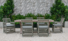 Sonoma Outdoor Dining Table Set