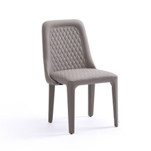 Modrest Slate Modern Grey Dining Chair