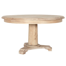 "Traditions Belmont 54"" Round Dining Table 6080"